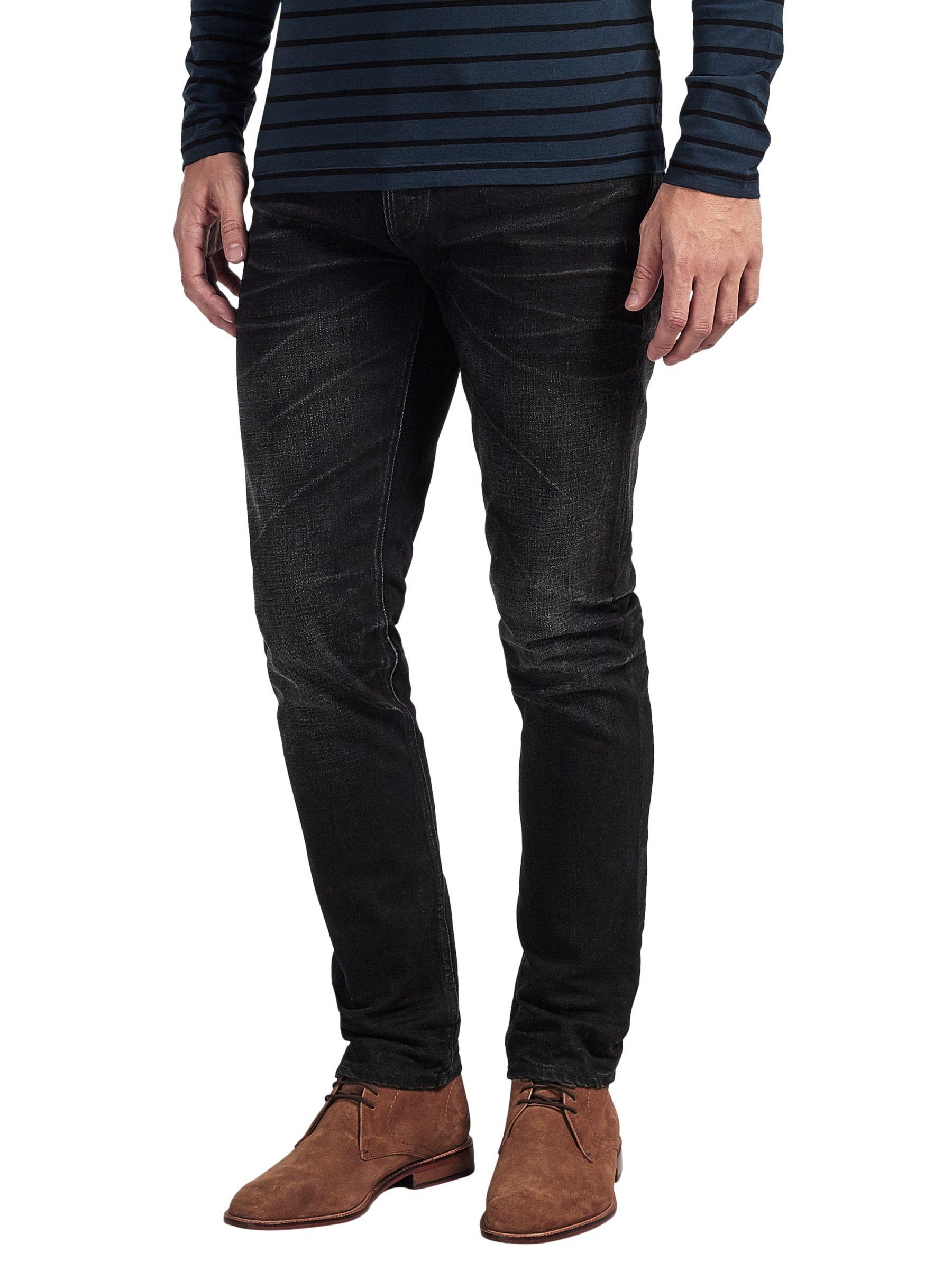 Denham Denham Razor AB1Y Jeans, Washed Black