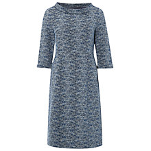 Buy White Stuff Go Go Jersey Dress, Czech Navy Online at johnlewis.com