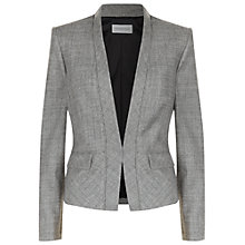 Buy Fenn Wright Manson Check Asteroid Jacket, Grey Online at johnlewis.com