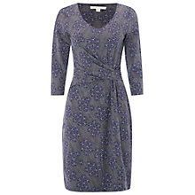 Buy White Stuff Joyce Jersey Dress, Czech Navy Online at johnlewis.com