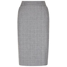 Buy Fenn Wright Manson Check Asteroid Skirt, Grey Online at johnlewis.com