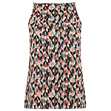 Buy Warehouse Diamond Ikat Cami Top, Multi Online at johnlewis.com