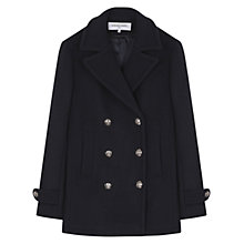 Buy Gerard Darel Sailor Coat, Night Blue Online at johnlewis.com