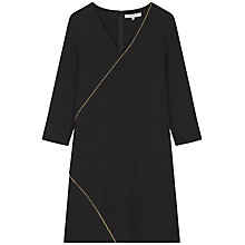 Buy Gerard Darel Grace Dress, Black Online at johnlewis.com