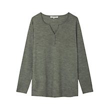 Buy Gerard Darel Waterloo Jumper, Grey Online at johnlewis.com