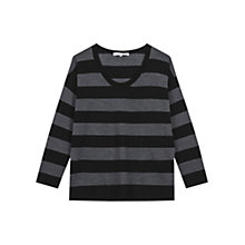 Buy Gerard Darel Cooper Pull Over Jumper, Grey Online at johnlewis.com