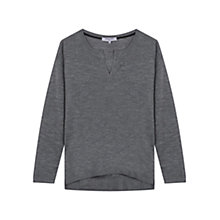 Buy Gerard Darel Kensington Jumper, Grey Online at johnlewis.com