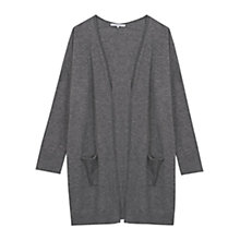 Buy Gerard Darel Igloo Cardigan, Grey Online at johnlewis.com