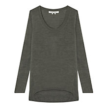 Buy Gerard Darel Union Jumper, Grey Online at johnlewis.com