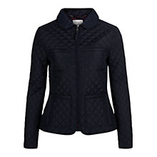 Buy Hobbs Kory Jacket, Navy Online at johnlewis.com