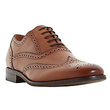 Buy Dune Rugby Leather Oxford Brogues Online at johnlewis.com
