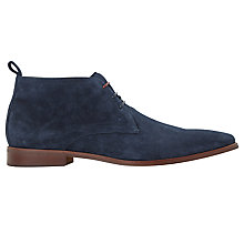 Buy Dune Murray Suede Formal Chukka Boots Online at johnlewis.com