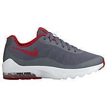 Buy Nike Air Max Invigor Children's Trainers, Grey Online at johnlewis.com