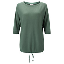 Buy Jigsaw Drawstring Boat Neck Jumper Online at johnlewis.com