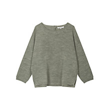 Buy Gerard Darel Riverside Jumper, Grey Online at johnlewis.com