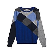 Buy Gerard Darel Saratoga Pullover, Multicolour Online at johnlewis.com