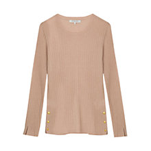Buy Gerard Darel Stinson Jumper, Nude Online at johnlewis.com