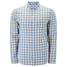 Buy Kin by John Lewis Griddle Check Long Sleeve Shirt Online at johnlewis.com