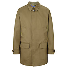 Buy John Lewis Idris Bonded Cotton Mac Online at johnlewis.com