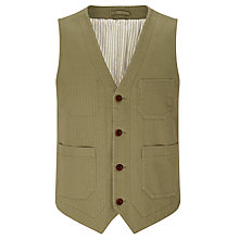 Buy JOHN LEWIS & Co. Oliver Cotton Waistcoat Online at johnlewis.com