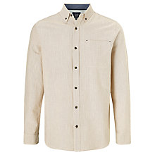 Buy John Lewis Fine Stripe Oxford Shirt Online at johnlewis.com