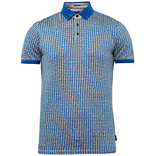 Buy Ted Baker Taz Jacquard Polo Shirt Online at johnlewis.com