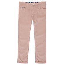Buy Jigsaw Girls' Stretch Jeans, Pale Pink Online at johnlewis.com