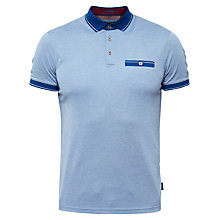 Buy Ted Baker Avo Oxford Polo Shirt Online at johnlewis.com