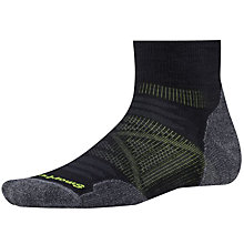Buy SmartWool PhD Outdoor Light Mini Socks, Black Online at johnlewis.com