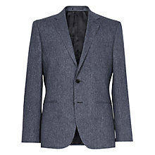 Buy Reiss Tanaka Modern Fit Suit Jacket, Indigo Online at johnlewis.com