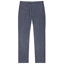Buy Reiss Tanaka Modern Fit Suit Trousers, Indigo Online at johnlewis.com