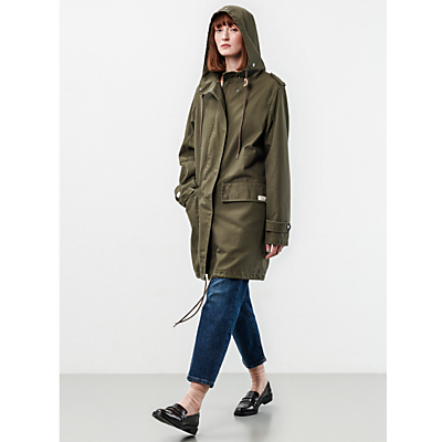 Parka London Elisa Parka, Dark Green