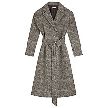 Buy Finery Faversham Check Buckle Trench Coat, Multi Online at johnlewis.com