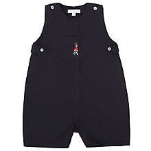 Buy Mini La Mode Baby Royal Guard Dungaree, Navy Online at johnlewis.com