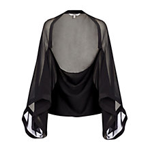 Buy Coast Frankie Kimono, Black Online at johnlewis.com