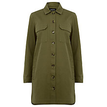 Buy Warehouse Four Pocket Jacket Online at johnlewis.com