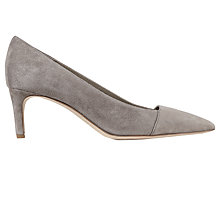 Buy Jigsaw Freya Pointed Toe Court Shoes Online at johnlewis.com