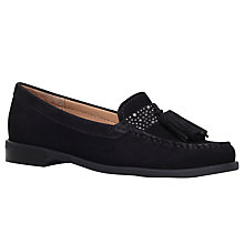 Buy Carvela Comfort Cosy Flat Loafers Online at johnlewis.com