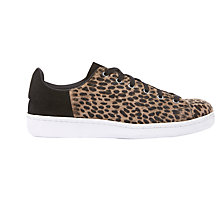 Buy Mint Velvet Ruby Trainers, Leopard Online at johnlewis.com