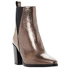 Buy Dune Black Pancras Pointed Toe Ankle Boots Online at johnlewis.com