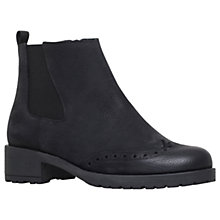 Buy Carvela Comfort Russell Block Heeled Ankle Boots Online at johnlewis.com