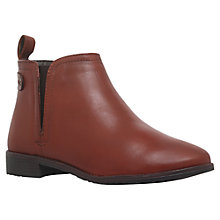 Buy Carvela Comfort Rex Pull On Ankle Boots Online at johnlewis.com