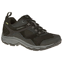 Buy Merrell Women's Kimsey Gore-Tex Hiking Shoes, Black Online at johnlewis.com
