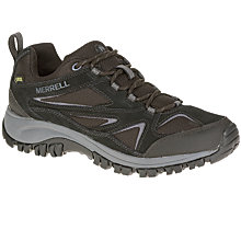 Buy Merrell Phoenix Bluff GTX Men's Walking Shoes, Black Online at johnlewis.com