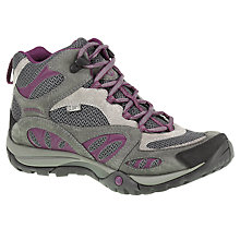 Buy Merrell Azura Mid Waterproof Women's Hiking Shoes Online at johnlewis.com