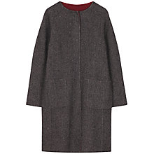 Buy Gerard Darel Winter Coat, Dark Grey Online at johnlewis.com