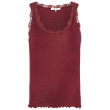 Buy Gerard Darel Zoe Silk Vest Online at johnlewis.com