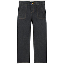 Buy Gerard Darel Newton Trousers, Dark Blue Online at johnlewis.com