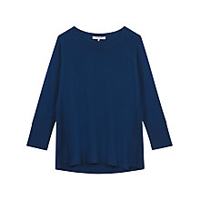 Buy Gerard Darel Woody Jumper, Light Blue Online at johnlewis.com