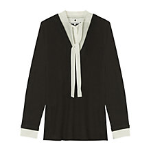 Buy Gerard Darel Meryl Jumper, Black Online at johnlewis.com
